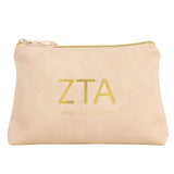 COSMETIC BAG ZETA TAU ALPHA (F19)