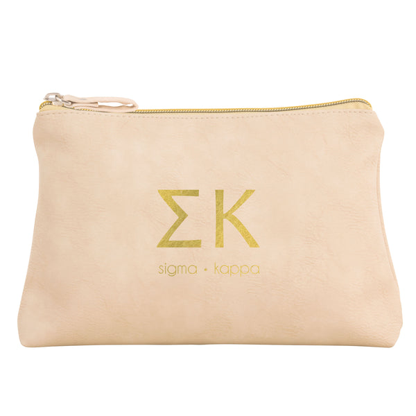 COSMETIC BAG SIGMA KAPPA (F19)