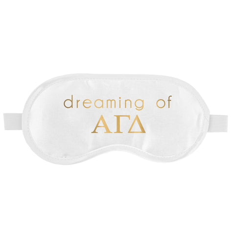SLEEP MASK ALPHA GAMMA DELTA (F19)