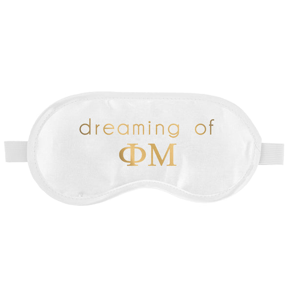 SLEEP MASK PHI MU (F19)