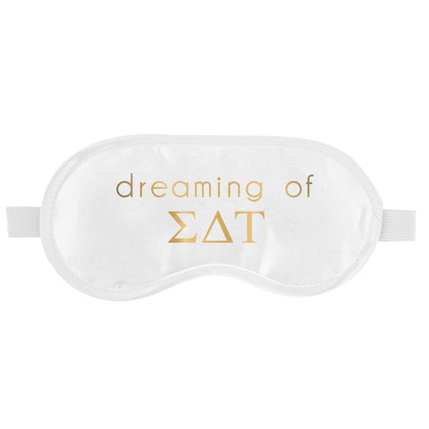 SLEEP MASK SIGMA DELTA TAU (F19)