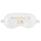 SLEEP MASK SIGMA KAPPA (F19)