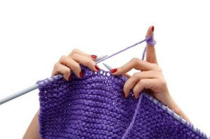 Learn to Knit Class - April