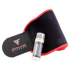 Waist Trimmer + Activate Rub Bundle