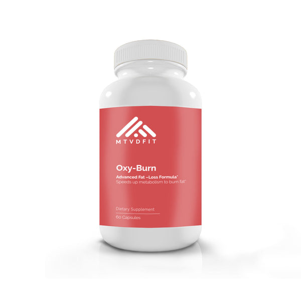 Oxy-Burn: Advanced Fat-Loss Formula