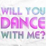"Computer Games - ""Will You Dance With Me"" White Art Preview"