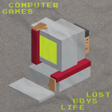 Computer Games Lost Boys Life Computer Hug Grey Art Preview