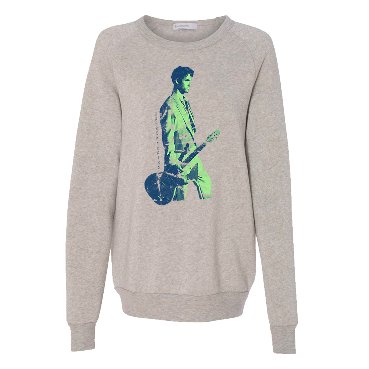 F*KN AROUND - Guitar Pullover Sweashirt