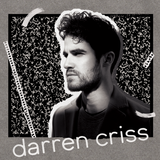 Darren Criss Homework EP Notebook  Grey Art Preview
