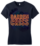 Girly Navy Darren Criss - El Plaza Condesa  T-shirt
