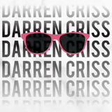 Darren Criss Fading Name White art preview
