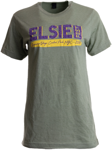 Elsie Fest Summer Stage NYC 2018 T-shirt