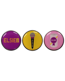 Elsie Fest Pin Set