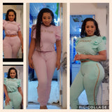 2pc pants set