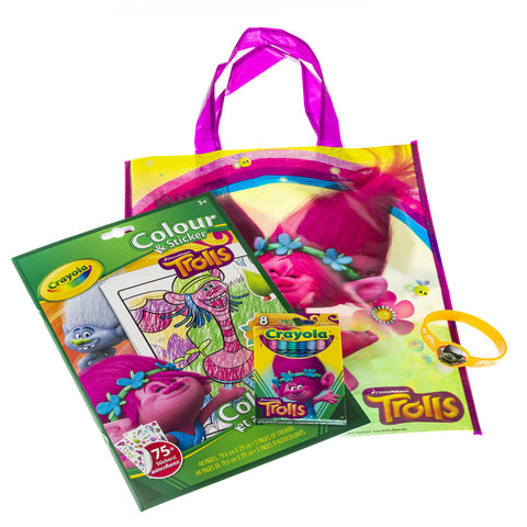 Trolls Gift Loot Favour Goodie Bag