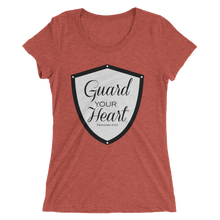 Guard your heart Ladies' short sleeve t-shirt