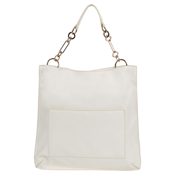 Smooth Nappa Vegan Leather Shopper