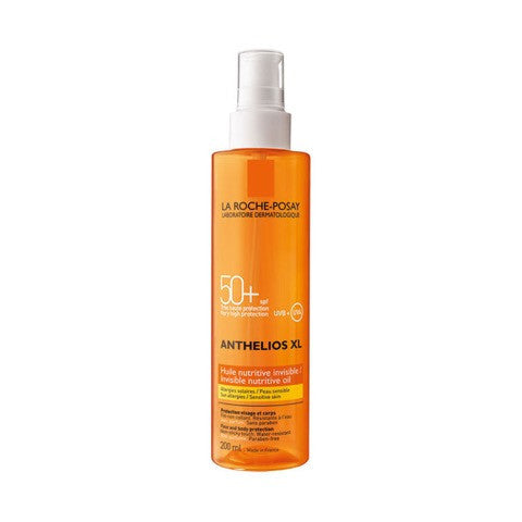 Anthelios Spray Confort Huile 50+