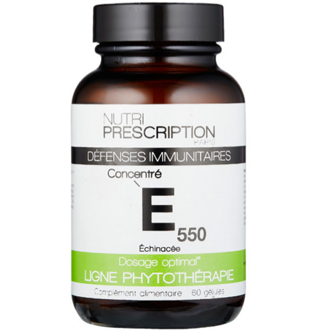 Nutri Prescription E550 - Défenses Immunitaires