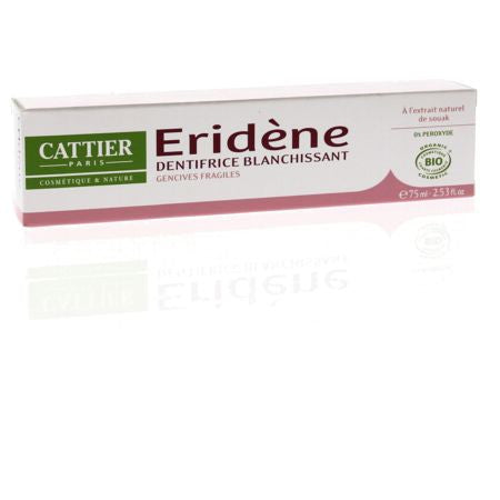Cattier Eridene Dentifrice Gencives Fragiles, 75 Ml