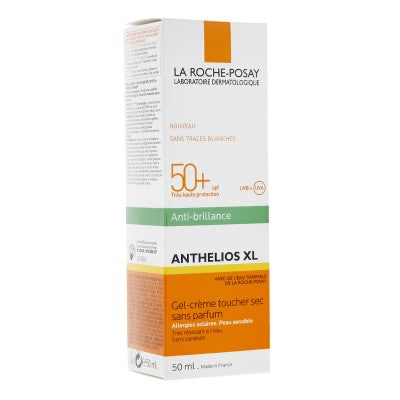 La Roche Posay ANTHELIOS ANTI-BRILLANCE 50+ 50ML