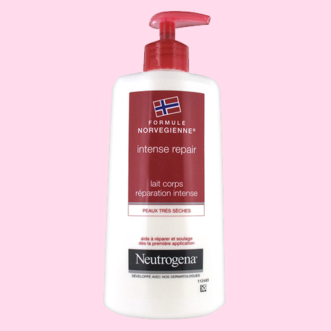 Neutrogena Intense Repair Lait Corps Réparation Intense 400 Ml