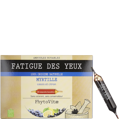 Phytovitae Ampoule Fatigue Oculaire