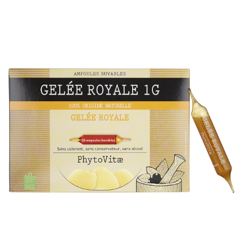 Phytovitae ampoules gelée royale