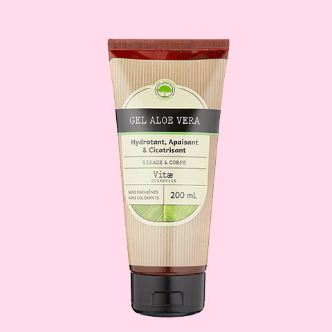 Vitae cosmetics - Gel Aloe Vera 200Ml