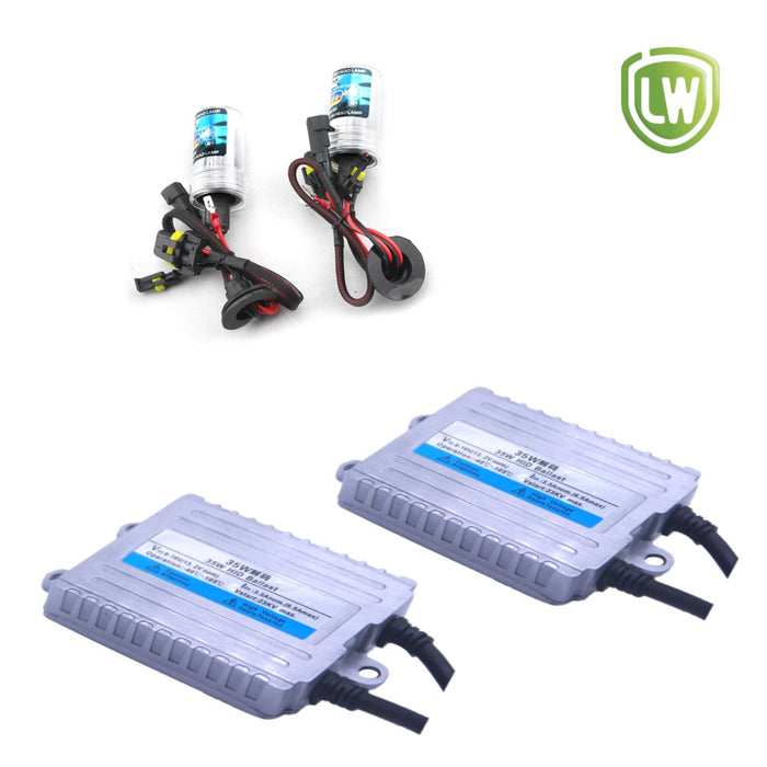 35W HID Ballast with Canbus Conversion Kit - lightingway