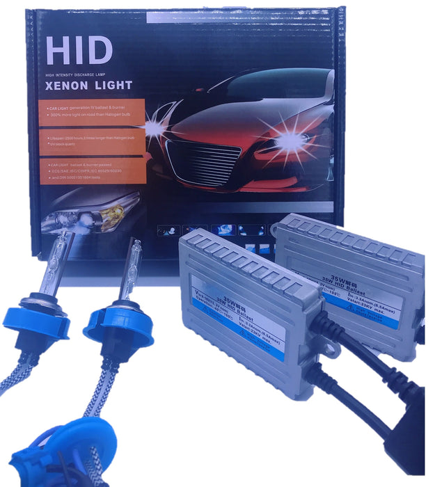 35W Canbus HID conversion kit H1,H3,H7,H8/H9/H11, 9005/HB3, 9006/HB4, 880/881 for Single beam - lightingway
