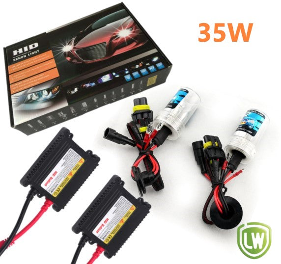 9012 Single Beam-  Xenon HID Headlight Conversion Kit - LightingWay