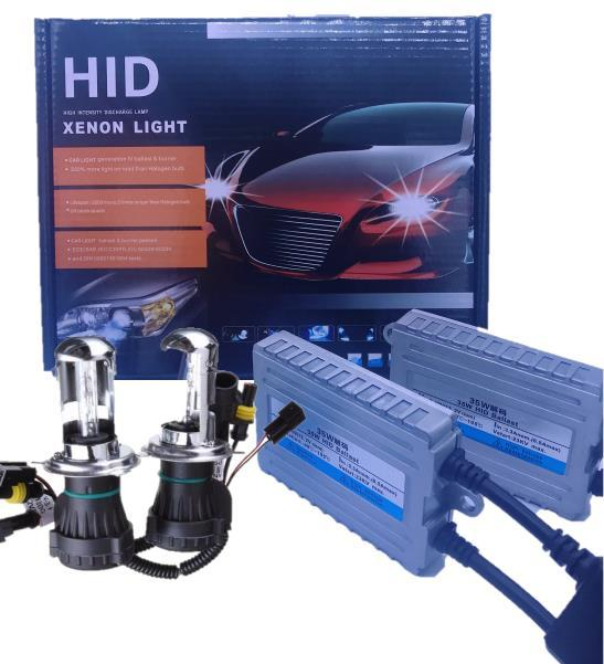 35W Canbus HID conversion kit H4 H13 9004 9007 for Bi-xenon - lightingway