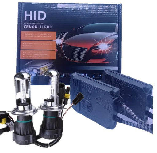 55W Normal HID conversion kit H4 H13 9004 9007 for Bi-xenon - LightingWay