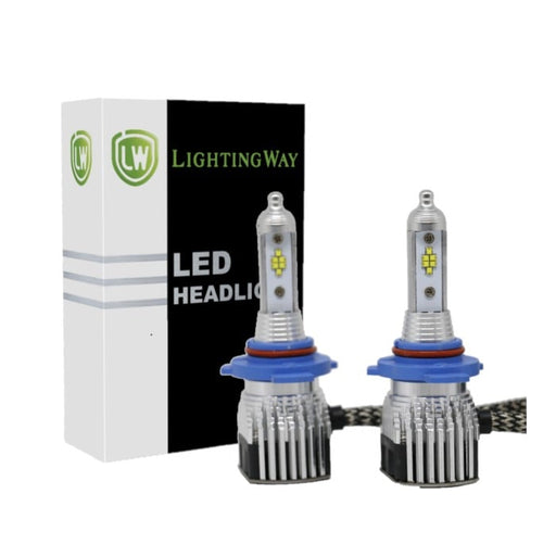 9006 LED Headlight Kit With Philips Chip - LightingWay