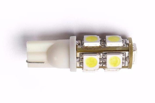 2PCS -LW1105 T10 W2.1x9.5D Wedge with 9LED 5050 SMD Interior bulb/lamp 12V - LightingWay