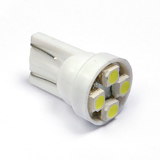 2PCS -LW1158 T10 W2.1x9.5D Wedge with 4LEDs 3528smd Interior bulb, stop light/license plate light/side turn signals bulbs 12V - lightingway