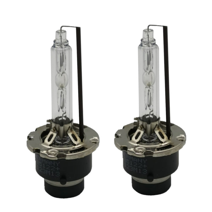 D4S 35W HID Xenon Bulb - OEM Replacement - Two Bulbs - lightingway