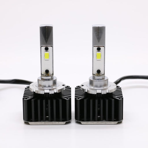 D8S/D8R LED Headlight conversion kit plug and play so easy to install.