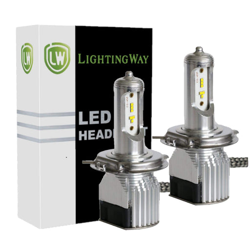 LIGHTINGWAY G2 H4 LED Headlight Bulb - LightingWay