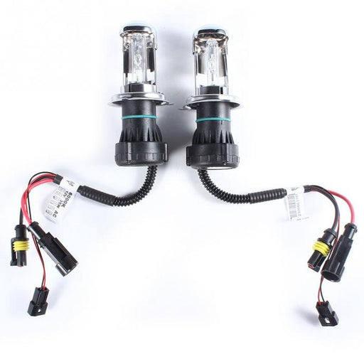 HID-H4 HI/LOW Xenon bulbs with special colors - lightingway