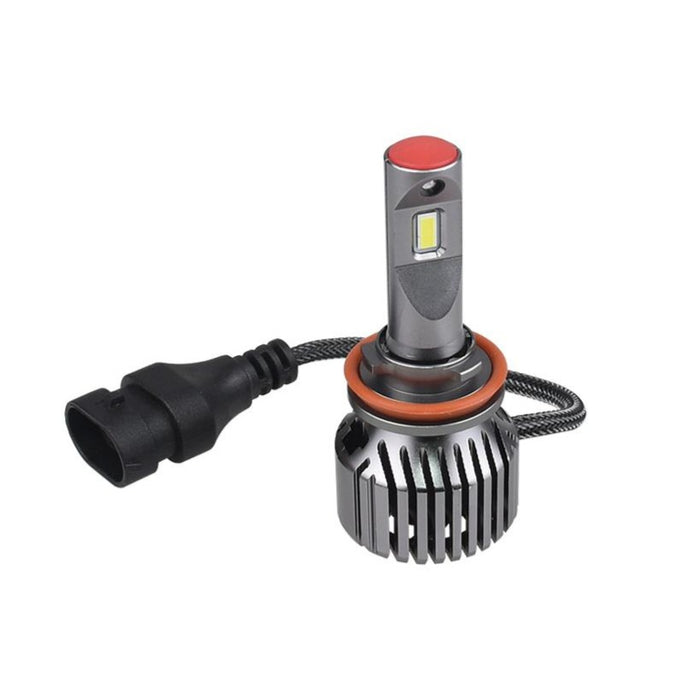 H11 high power LED Headlight 10000lm smallest design - Plug and play - lightingway