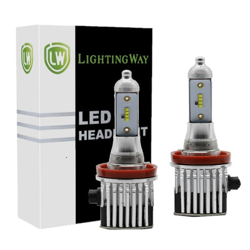 H11 LED Headlight Kit With Philips Chip - lightingway