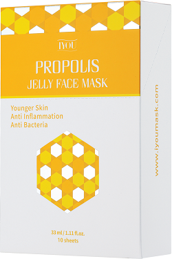 IYOU PROPOLIS JELLY FACE MASK