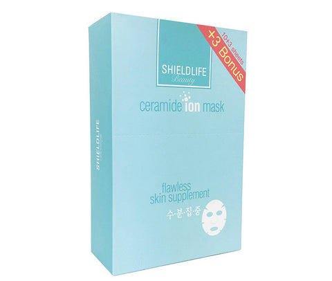 Shield Life Ceramide Ion Mask (Firming) - 10+3