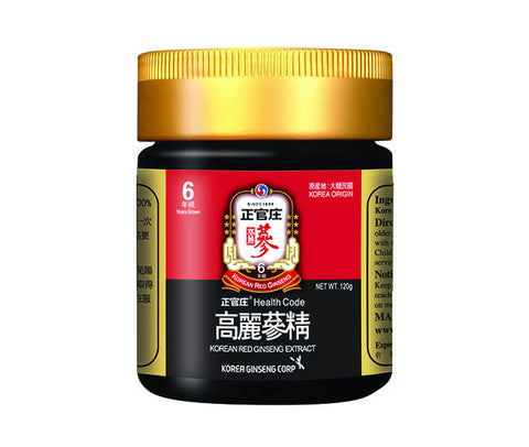 KGC Red Ginseng Concentrated Extract - 120g