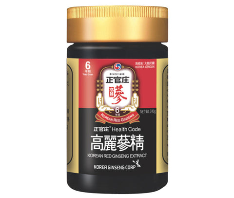 KGC Red Ginseng Concentrated Extract 240g
