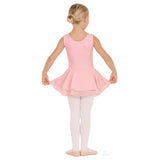 Girls Tank Cotton Lycra® Dance Dress