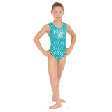 Child Holographic Waves Leotard