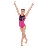 Child Tiger Eyes Gymnastics Leotard